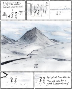 Internet Comic