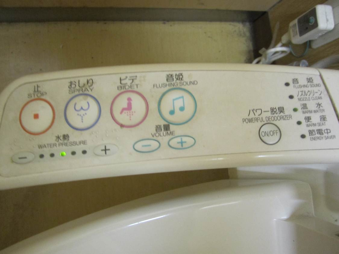 Wandering Hokies How To Use The Bathroom In Japan